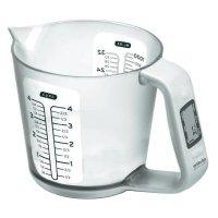 Kuchyňská váha s odměrkou Silva Homeline BW 3000, 890027, bílá