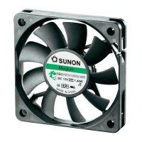 Ventilátor Sunon DR MB60101V1-0000-A99, 60 x 60 x 10 mm, 12 V/DC