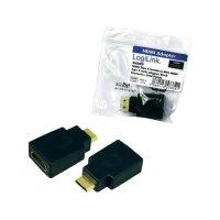 HDMI A adaptér LogiLink na Mini HDMI Typ C AH0009