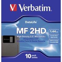 "VERBATIM 3,5\"" DISKETY 1, 44 MB . SH-S203D"