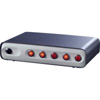 Ovládací panel Power Manager Boos RC5 s přepěťovou ochranou
