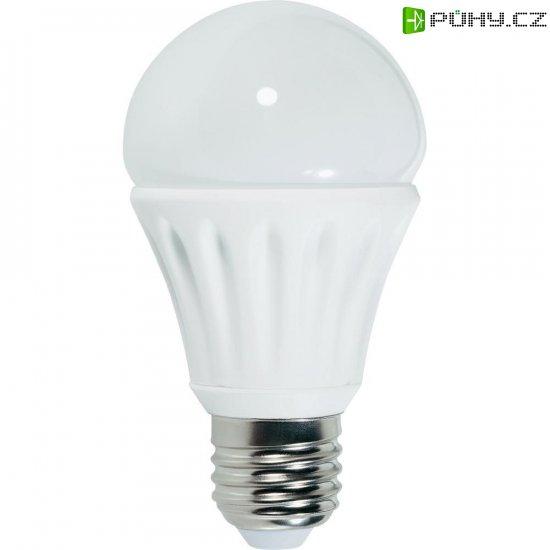 LED žárovka Renkforce E27, 9,5 W = 60 W, teplá bílá - Kliknutím na obrázek zavřete