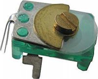 Kapacitní trimr 2-27pF pr.8mm, rozteč 6mm