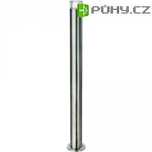 Venkovní sloupové LED osvětlení Philips Ledino 16381/47/16, 5 W, stříbrná