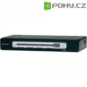 Přepínač KVM Belkin OmniView Pro3, USB PS/2, 4 porty