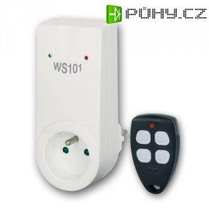 WS101 Dálkově ovládaná zásuvka