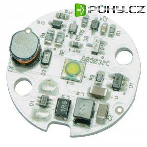 HighPower LED, 61001215, 12 V, 120 °, chladná bílá