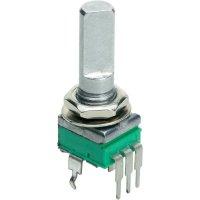 Cermetový potenciometr TT Electro, 4113105315, 100 kΩ, ± 20 %