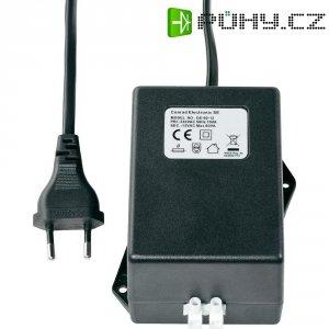 Blokový transformátor pro halogenová svítidla, 570876, 60 VA, černá