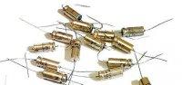 10u/63V TE197, tantalový kondenzátor