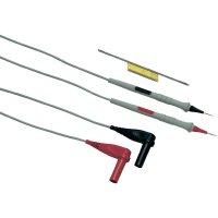 Sada měřicích kabelů banánek 4 mm ⇔ měřící hrot Fluke TL910, 1 m, černá/červená
