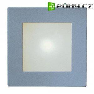 Vestavné osvětlení G4 SLV Frame 151871, max. 10 W, stříbrná/šedá