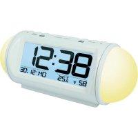 DCF budík s budícím světlem Wake up Light WT 499, 185 x 75 x 75 mm