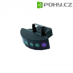 DMX LED efektový reflektor Eurolite SCY-7 RGB, 51918670, 10 W, multicolour
