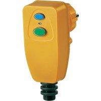 Bezpečnostní zástrčka Brennenstuhl PD 331-7, žlutá
