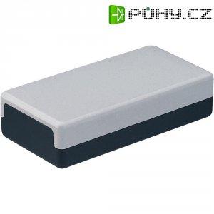 Plastové pouzdro Bopla E 460, (š x v x h) 110 x 100 x 188 mm, šedá (E 460)