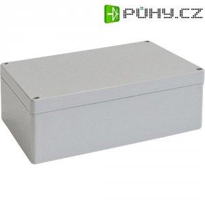 Skříň Euromas Bopla, (d x š x v) 120 x 80 x 55 mm, šedá (T 215)