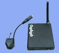 Sada bezdrátové kamery a přijímače s USB připojením