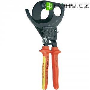 Ráčnové kleště na kabely Knipex 95 31 280, 280 mm