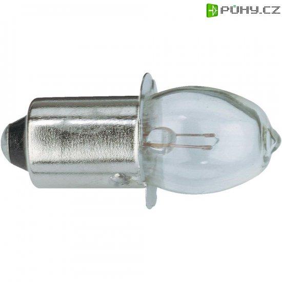 Xenonová žárovka 6 V, 4,5 W, 750 mA, P13,5s, čirá - Kliknutím na obrázek zavřete