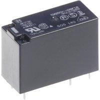 Výkonové relé JW 10 A, Print Panasonic JW1AFSN12F, JW1AFSN12F, 530 mW, 10 A , 30 V/DC/250 V/AC , 2500 VA/300 W