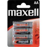 Baterie R6 4BP MAXELL 4x AA DOPRODEJ