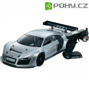 RC model Nitro silniční Kyosho Audi R8, 1:8, 4WD, RtR 2.4 GHz