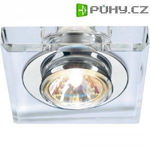 Nástěnné a stropní svítidlo SLV Crystal I 114920, GU5.3, 35 W, chrom/ocel/sklo