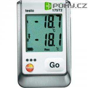 Teplotní datalogger testo 175 T2, -35 až +55 °C uvnitř, -40 až +120 °C venku