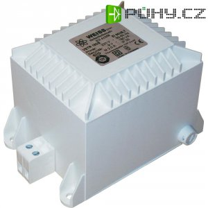 Bezpečnostní transformátor Weiss Elektronik VSTR 55/99, 2x 9 V, 55 VA