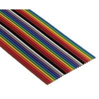 Plochý kabel 3M 3302-50 SF (80610714240), nestíněný, 1 m