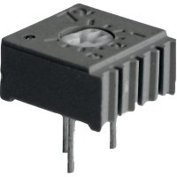 Cermetový trimr TT Electro, 2094712810, 250 kΩ, 0,5 W, ± 10 %