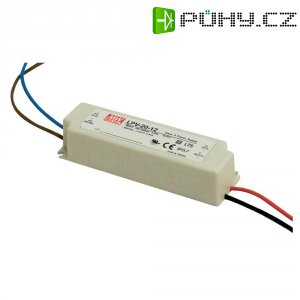 Vestavný spínaný zdroj MeanWell LPV-20-24 LED, 24 VDC, 20 W