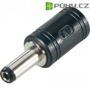Adaptér napájení zástrčka 2,5/5,5 mm / zásuvka 1,3/3,8 mm BKL 072198