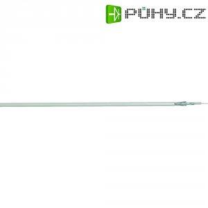 Koaxiální kabel LappKabel UNITRONIC® 3034028, stíněný, 1 m, bílá