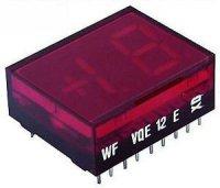 VQE12E zobrazovač +1.8., červený, RFT