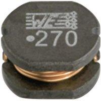SMD tlumivka Würth Elektronik PD2 744776282, 820 µH, 0,32 A, 1054