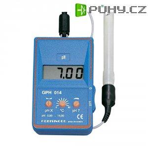 Digitální pH metr Greisinger GPH 014 0-14 pH, 102410