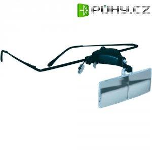 Brýle s lupou a LED RONA 450515, zvětšení 1,5x/2,5x/3,5x