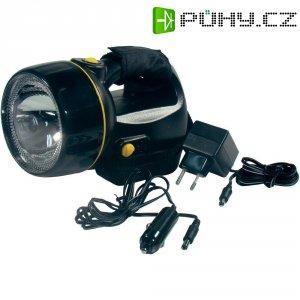 Akumulátorová ruční svítilna IVT Explorer ll 600001, černá