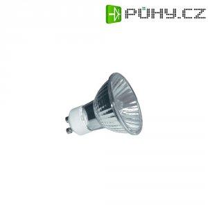Halogenová žárovka Paulmann, 12 V, 50 W, GU10, Ø 51 mm, stmívatelná, hliník, 3 ks
