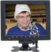 """LCD color monitor 8"""" KJ-805"""