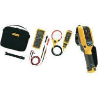 Termokamera Fluke Ti105 + FLK-CNX i3000 Kit + digitální multimetr