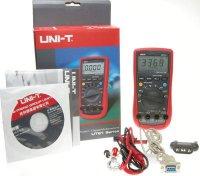 Multimetr UT61C UNI-T,automat,USB-optické rozhraní