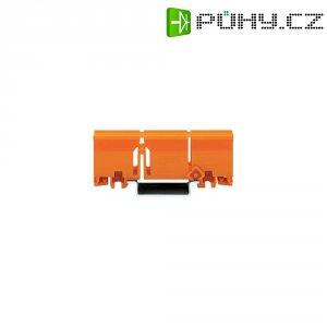 Upevňovací adaptér Wago 273-150 pro sérii 273, oranžová