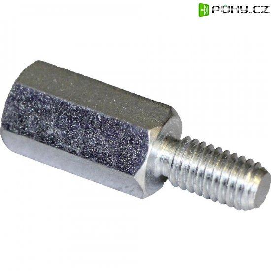Distanční sloupek PB Fastener S48050X35, M5, 35 mm, 10 ks - Kliknutím na obrázek zavřete