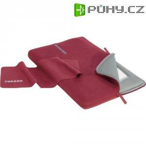 Neoprenové ochranné pouzdro pro MacBook Tucano 33,78 cm, červené
