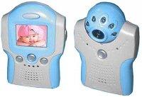 """Bezdrátová kamera 2,4GHz+color LCD monitor 1,5"""""""