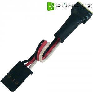 Adaptér Modelcraft k servům Conrad Electronics, přijímač Futaba, 0,25 mm²