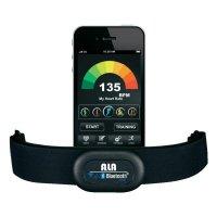 Hrudní pás s měřením pulzu Alatech Smartrunner Bluetooth
